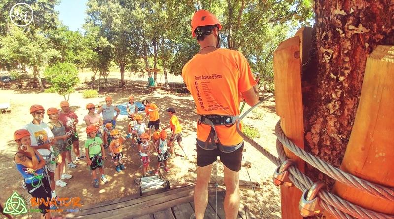 Puente de SAn jose con niños, vacaciones con niños, aventura con niños, vacaciones monoparentales